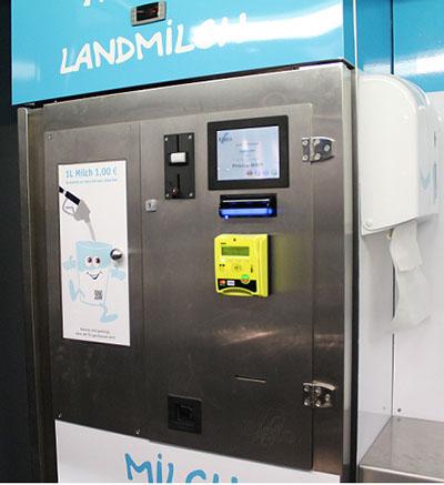 Risto maidon suoramyynitautomaatti