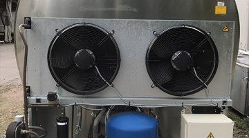 kylmakarki kaytetyt tilasailiot tilasailiomyynti tilatankkikauppa Wedholms DF95L koneikko