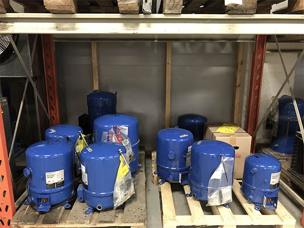 Kylmäkärki varaosat Danfoss kompressorit