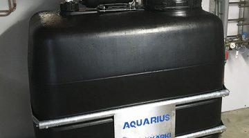Aquarius puolittaa maidon jäähdyttämiseen käytettävän energian